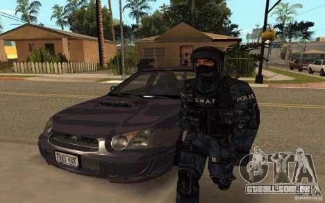 Alternative urban para GTA San Andreas sexta tela