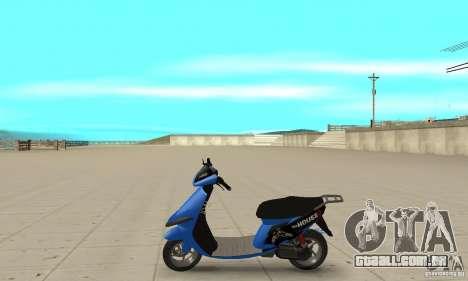 FaggioIV Chnnge General para GTA San Andreas