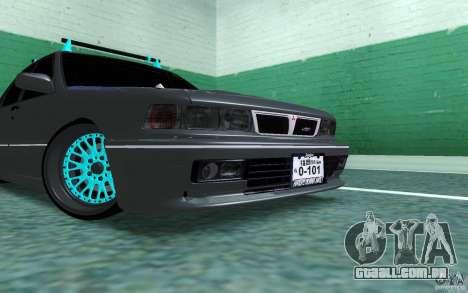 Mitsubishi Galant para GTA San Andreas esquerda vista