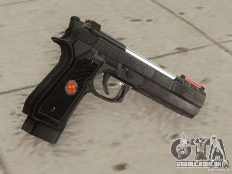 Desert Eagle para GTA San Andreas segunda tela