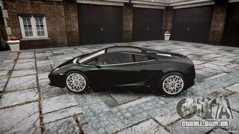 Lamborghini Gallardo LP560-4 para GTA 4 esquerda vista
