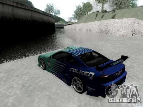 ENBSeries by Shake para GTA San Andreas sexta tela