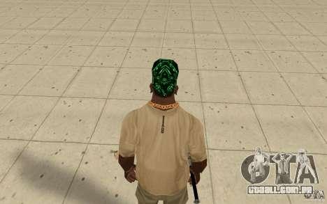 Matriz de bandanas para GTA San Andreas terceira tela