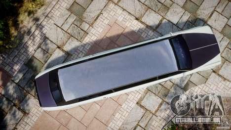Rolls Royce Phantom Sapphire Limousine Disco para GTA 4 vista direita