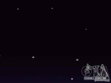 Timecyc - Purple Night v2.1 para GTA San Andreas décima primeira imagem de tela