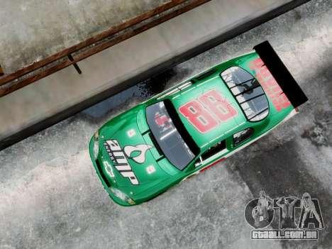 Chevrolet Monte Carlo SS 88 Nascar para GTA 4 vista direita