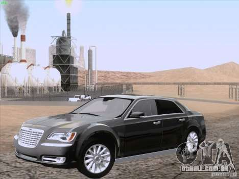 Chrysler 300 Limited 2013 para o motor de GTA San Andreas
