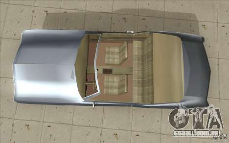 Buick Riviera GS 1969 para GTA San Andreas vista direita
