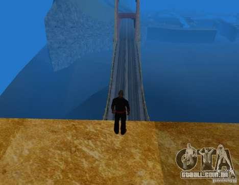 Golden Gate para GTA San Andreas terceira tela