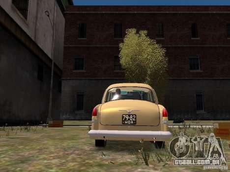 GÁS-21r para GTA 4 vista direita