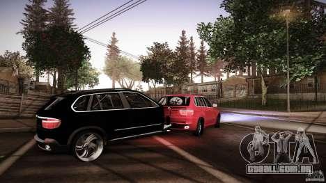 BEAM X5 Trailer para GTA San Andreas
