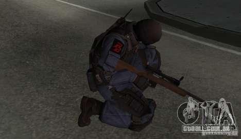 Rifle de GTA IV para GTA San Andreas