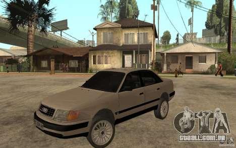 Audi 100 C4 1992 para GTA San Andreas