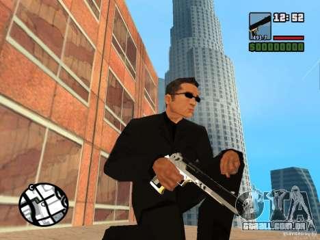 Gun Pack by MrWexler666 para GTA San Andreas