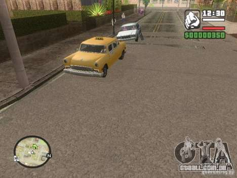 Chement para GTA San Andreas terceira tela