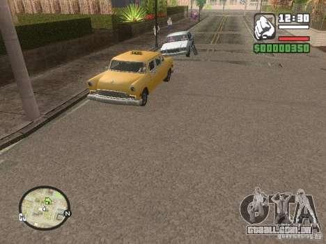 Chement para GTA San Andreas terceira tela