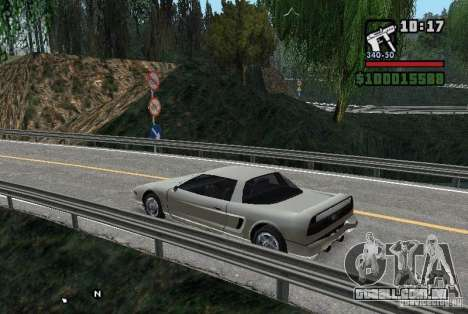 Hjphill V2_0_1 para GTA San Andreas terceira tela