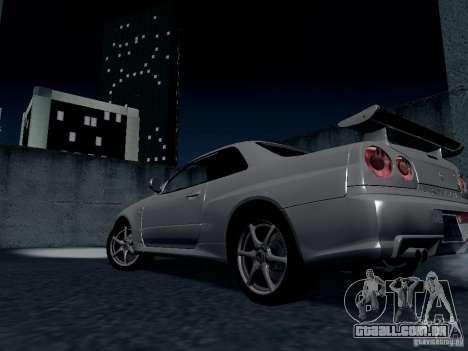 ENBSeries by Shake para GTA San Andreas décimo tela