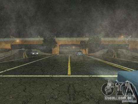 New Airport San Fierro para GTA San Andreas segunda tela