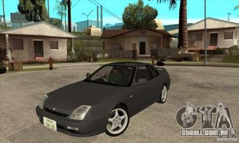 Honda Prelude SiR para GTA San Andreas