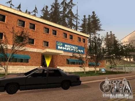 A aldeia de Ivanovka para GTA San Andreas décimo tela