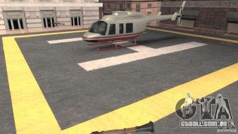 San Fierro Police Station 1.0 para GTA San Andreas quinto tela