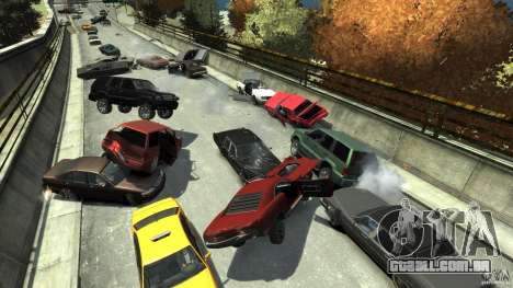 Heavy Car para GTA 4 quinto tela