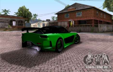 ENBSeries by HunterBoobs v3.0 para GTA San Andreas segunda tela