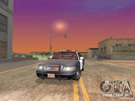 LowEND PCs ENB Config para GTA San Andreas nono tela