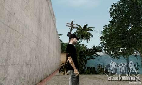 Pele na Bmydrug para GTA San Andreas terceira tela