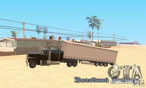 Krone Trailer para GTA San Andreas