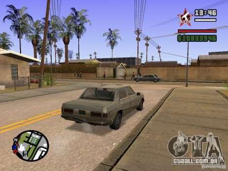 ENBSeries para GForce 5200 FX v 3.0 para GTA San Andreas terceira tela