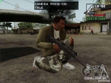 Katiba para GTA San Andreas terceira tela