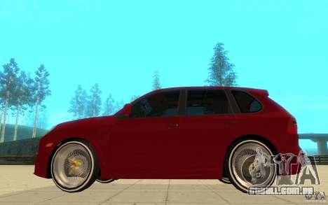 Wheel Mod Paket para GTA San Andreas décimo tela