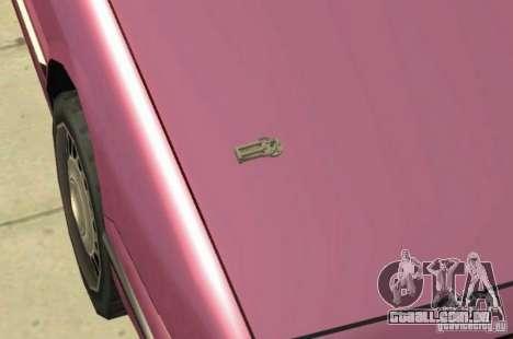 Car Tuning Parts para GTA San Andreas quinto tela