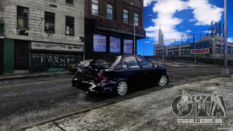 Toyota Corolla 1.6 para GTA 4 vista interior