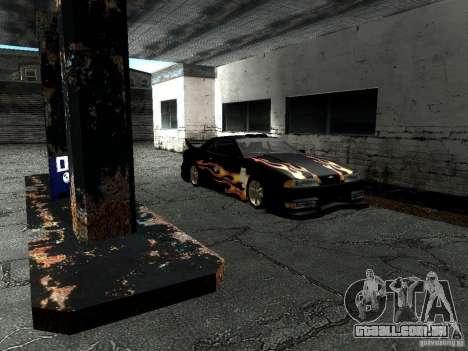 Vinil Rèjzora de Most Wanted para GTA San Andreas vista direita