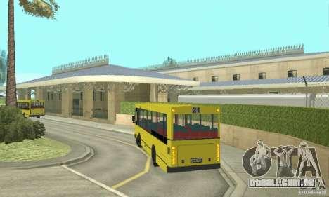 Den Oudsten Busen v 1.0 para GTA San Andreas esquerda vista