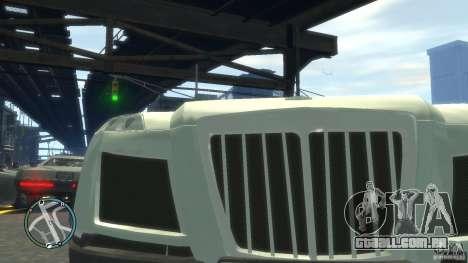 Maybach Exelero para GTA 4 vista interior