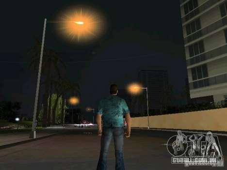 Novos efeitos para GTA Vice City
