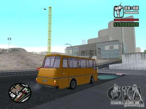 TV 7 para GTA San Andreas vista direita