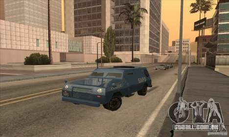 Enb Series HD v2 para GTA San Andreas