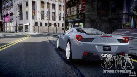 ENB Series Realistic V0.82 Modified para GTA 4 nono tela