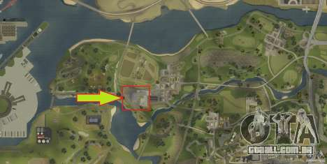 Empresa de petróleo Lukoil para GTA San Andreas sexta tela