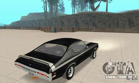 Buick GSX Stage-1 para GTA San Andreas esquerda vista