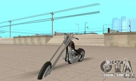 Desperado Chopper para GTA San Andreas