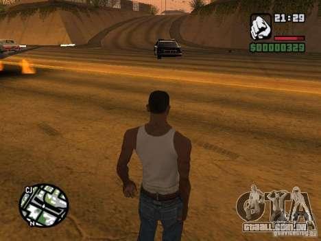 Kyubi-Bomb para GTA San Andreas terceira tela
