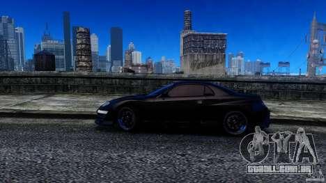 Mitsubishi FTO para GTA 4 esquerda vista