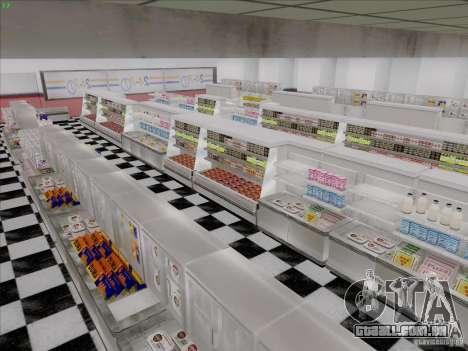 Secret 24-7 para GTA San Andreas por diante tela