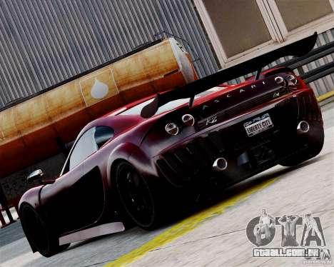 Ascari A10 2007 v2.0 para GTA 4 vista direita